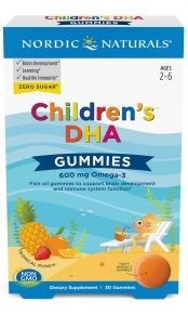 Children's DHA Gummies - 30 gummies