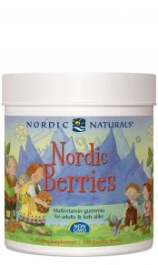 Nordic Berries - 120 gummies (citrus)