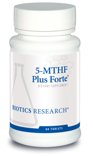 5-MTHF Plus Forte® - 60 Tablets