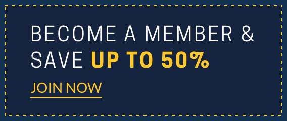 Become a Member - Save up to 50%